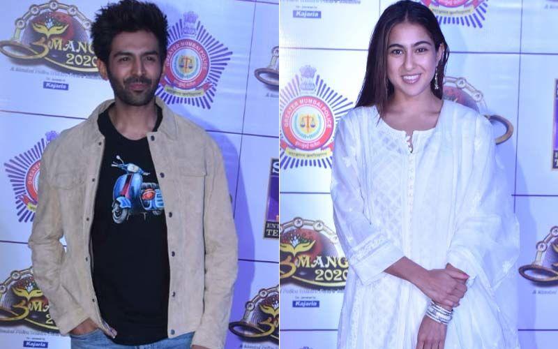 Umang 2020: Rumoured Ex-Couple Sara Ali Khan And Kartik Aaryan Arrive But Separately