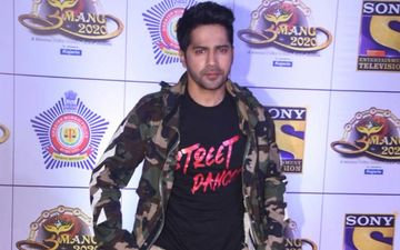 Umang 2020: Varun Dhawan Hits The Red Carpet But We Are Confused With What He Is Wearing