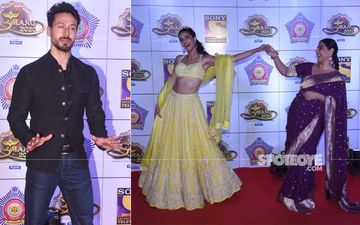 Umang 2020: Ananya Panday-Vidya Balan Get Funky On The Red Carpet; Tiger Shroff At His Casual Best