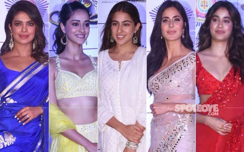 BEST DRESSED & WORST DRESSED At Umang 2020: Priyanka Chopra Jonas, Ananya Panday, Sara Ali Khan, Katrina Kaif Or Janhvi Kapoor?