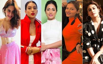 BEST DRESSED & WORST DRESSED Of The Week: Sanjeeda Shaikh, Nia Sharma, Hina Khan, Rubina Dilaik Or Surbhi Chandna?