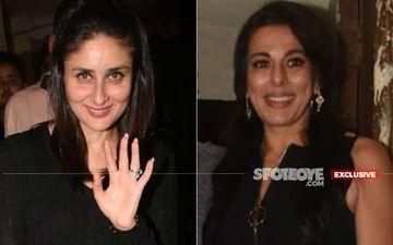Jawaani Jaaneman: Saif Ali Khan's Stunning Wife Kareena Kapoor Khan, Alaya F's Mommy Pooja Bedi Attend Film Screening