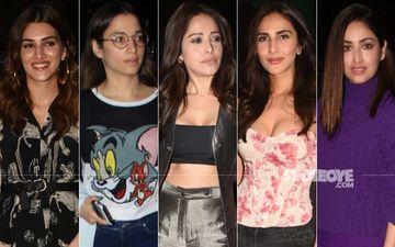 STUNNER OR BUMMER: Kriti Sanon, Tamannaah Bhatia, Nushrat Bharucha, Vaani Kapoor Or Yami Gautam?