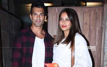 Date Night ON- Bipasha Basu-Karan Singh Grover And Ali Fazal-Richa Chadha Get Papped In Town