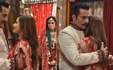 Rupali Ganguly AKA Anupamaa Catches Vanraj And Kavya Getting Intimate, Now He Is Scared Of What Coming Next