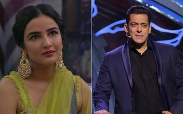 Bigg Boss 14 Contestant Jasmin Bhasin: 'I Have A Crush On Salman Khan But I Freeze In Front Of Him'