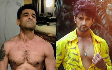 Bigg Boss 14: Nishant Malkhani And Eijaz Khan Come To Blows, Malkhani Tells Khan, 'There Is No Bigger Fraud Than You In The Country'