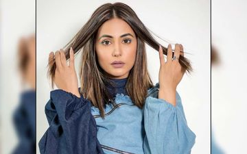 Hina Khan's All-Denim Look Inside The Bigg Boss 14 House Is Unmissable