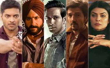 Seen Mirzapur 2? Add Sacred Games, Criminal Justice, Narcos, Aarya In Your Watchlist