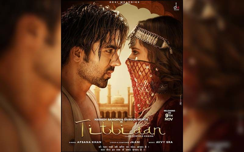 Titliaan: Harrdy Sandhu Shares A Still From His Upcoming Song