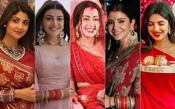 These Stylish Mangalsutras Of These Actresses Are As Beautiful As Them; Shilpa Shetty, Kajal Aggarwal, Neha Kakkar, Anushka Sharma, Priyanka Chopra