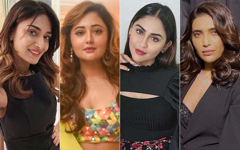 Merry Christmas 2020: Erica Fernandez, Rashami Desai, Krystle D'Souza, Karishma Tanna In Red - Who Wore It Better?