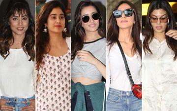 STUNNER OR BUMMER: Hina Khan, Janhvi Kapoor, Shraddha Kapoor, Vaani Kapoor Or Jacqueline Fernandez?