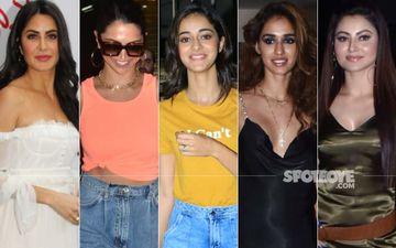 STUNNER OR BUMMER: Katrina Kaif, Deepika Padukone, Ananya Panday, Disha Patani Or Urvashi Rautela?