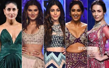 BEST DRESSED & WORST DRESSED AT The Lakme Fashion Week 2020: Kareena Kapoor Khan, Tara Sutaria, Alaya F, Ileana D'Cruz Or Malaika Arora?