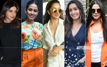 STUNNER OR BUMMER: Priyanka Chopra Jonas, Mira Rajput, Kiara Advani, Shraddha Kapoor Or Neha Dhupia?