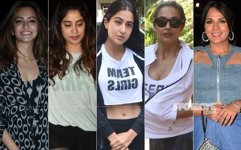 STUNNER OR BUMMER: Kriti Kharbanda, Janhvi Kapoor, Sara Ali Khan, Malaika Arora Or Richa Chadha?