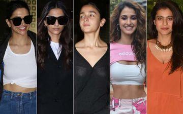STUNNER OR BUMMER: Deepika Padukone, Sonam Kapoor, Alia Bhatt, Disha Patani Or Kajol?