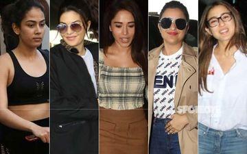 STUNNER OR BUMMER: Mira Rajput, Jacqueline Fernandez, Nushrat Bharucha, Parineeti Chopra Or Sara Ali Khan?