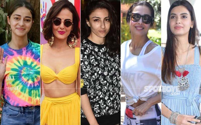 STUNNER OR BUMMER: Ananya Panday, Mandana Karimi, Soha Ali Khan, Malaika Arora Or Diana Penty?