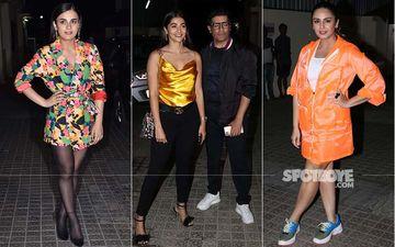 Angrezi Medium Screening: Mouni Roy, Urvashi Rautela, Rakul Preet Cheer For Irrfan Khan, Kareena Kapoor's Film