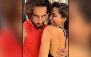 Deepika Padukone-Ranveer Singh's Most Loved Up Pictures On The Internet That Are Heart-Melt Goals