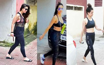 Malaika Arora, Kareena Kapoor Khan, Kangana Ranaut And More: Sexy Yoginis OF Bollywood To Take Inspiration From During The Lockdown