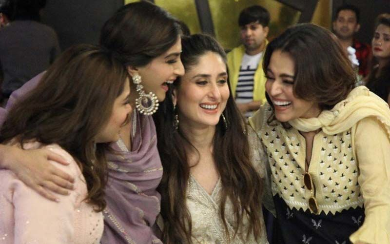 Veere Di Wedding Clocks 2 Years: Kareena Kapoor Khan, Sonam Kapoor, Swara Bhasker's Off-Screen Pics That Spell Squad Goals