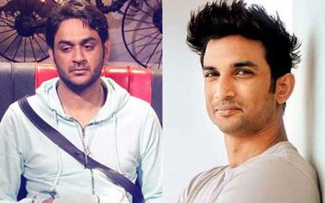 Sushant Singh Rajput Demise: Vikas Gupta Pours His Heart Out; Says, 'I Am Sorry I Couldn't Help Cause I Needed It Myself'