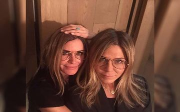 Courteney Cox's Birthday: Jennifer Aniston Has The Sweetest Wish For Bestie Monica Geller; Shares A Sassy Album For Being Late