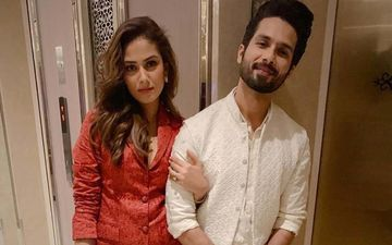 Mira Rajput's Quarantine Life: Snapshots From Lockdown With Shahid Kapoor And Their Kids Misha- Zain