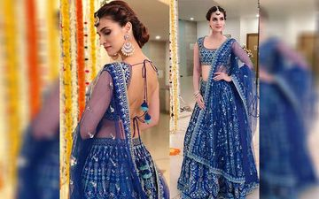 Kriti Sanon's Graceful Ethnic Looks Will Bring Out The Desi Girl In You