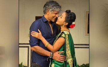Milind Soman And Ankita Konwar's Romantic Pictures That Are LOVE And More LOVE