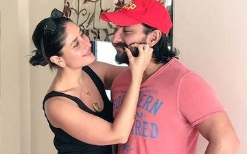 Kareena Kapoor Khan And Saif Ali Khan Make For The Hottest Couple Around; 5 Clicks Of This Hit Bollywood Jodi That Ooze Chemistry