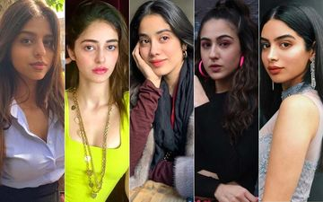 Suhana Khan, Ananya Panday, Janhvi Kapoor, Sara Ali Khan And Khushi Kapoor; Starkids And Their Love For Accessory