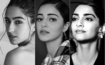 Malaika Arora, Sara Ali Khan, Ananya Pandey; 10 Celebs Who Took The Black And White Challenge And Nailed It