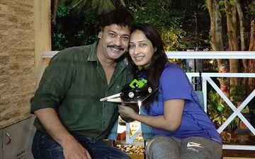 Priya Marathe Shower's Love On Husband Shantanu Moghe On The Occasion Of His Birthday
