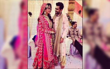 Dipika Kakkar And Shohaib Ibrahim's Wedding Pictures That Are Frame Worthy