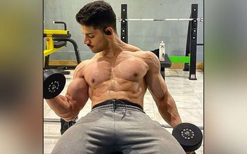 Happy Birthday Sooraj Pancholi: Actor's Pictures That Are A Testimony To His Love For A Gym Session