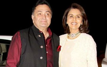 Happy Birthday Neetu Kapoor: Snapshots Of Late Rishi Kapoor And His Gorgeous Wife From Happier Days
