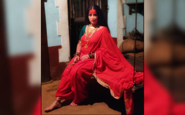 Ratris Khel Chaale: Shevanta Turns Spooky, Check Out Apurva Nemlekar's Spooky Look From The Show