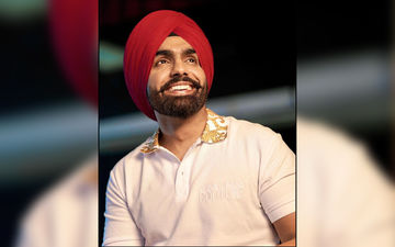 Ammy Virk Shares Poster Of His Next Song 'Regret'
