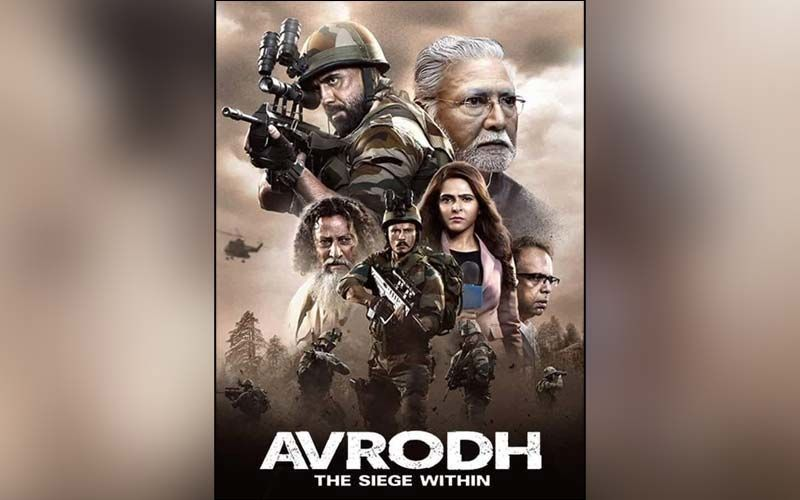 Avrodh Producer Falguni Patel Talks About Her Latest Buzzing Military Thriller Web Series