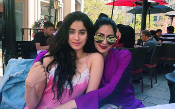 Sridevi Birth Anniversary: Late Star And Janhvi Kapoor's Most Stunning Pictures That Prove The Gunjan Saxena Actress Is A True Reflection Of Her Mum