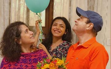 Happy Birthday Sachin And Supriya Pilgaonkar! The Power Couple Of M-Town Celebrate Both Their Birthdays Together