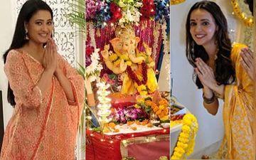 Ganesh Chaturthi 2020: Shweta Tiwari, Ekta Kapoor, Sanaya Irani And Other TV Celebs Who Are Geared Up To Welcome Bappa