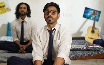 Aparshakti Khurana Spills The Beans On His Song Ghanta, Film Helmet And Popularity After Stree- EXCLUSIVE