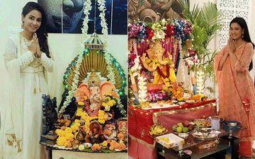 Bigg Boss 14: Hina Khan, Kamya Punjabi, Shweta Tiwari; Throwback To The Times When BB Contestants Celebrated Ganesh Chaturthi With Much Fanfare