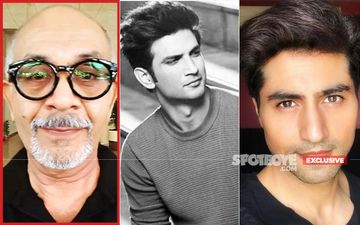 Sushant Singh Rajput's Onscreen Father Deepak Qazir Calls Out Harshad Chopda: 'If It Is A Real Tribute, Then Donate The Earnings From It And I Will Apologise'- EXCLUSIVE