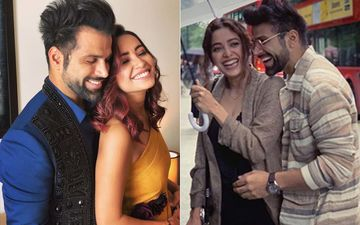 Asha Negi's Ex Rithvik Dhanjani Makes A Lovely Birthday Wish For Her: Looking Back At Their Scorching Hot Pictures